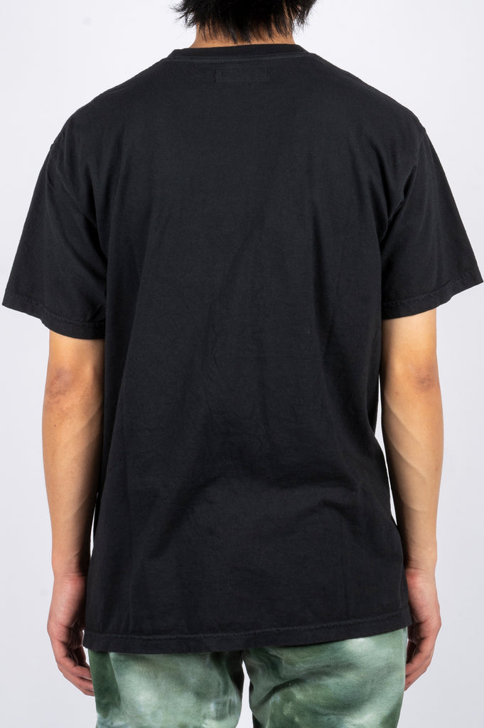 AFIELD OUT HALLUCINATE T-SHIRT BLACK - BLENDS