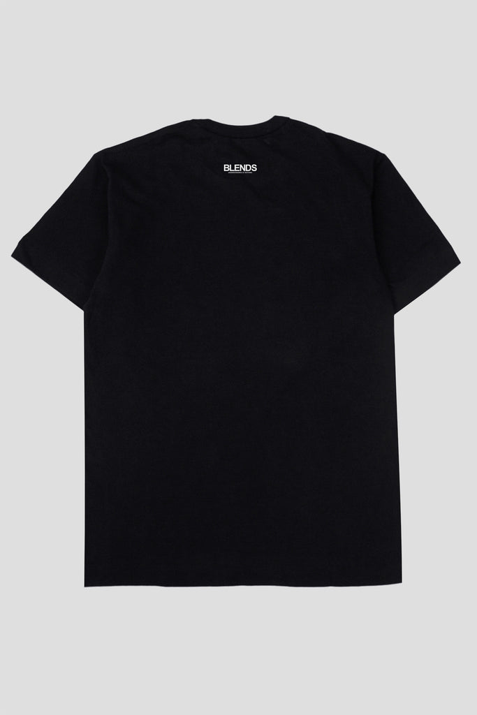 BLENDS STRAYED PHOTOGRAPHIC TSHIRT BLACK