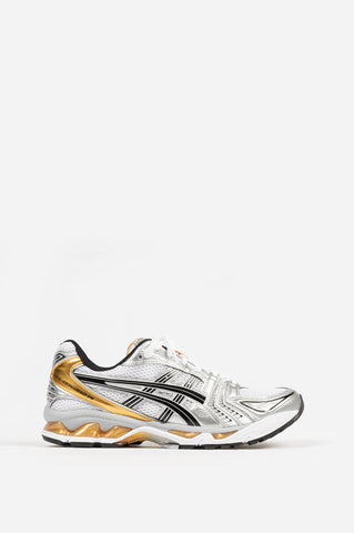 ASICS GEL-KAYANO 14 WHITE PURE GOLD