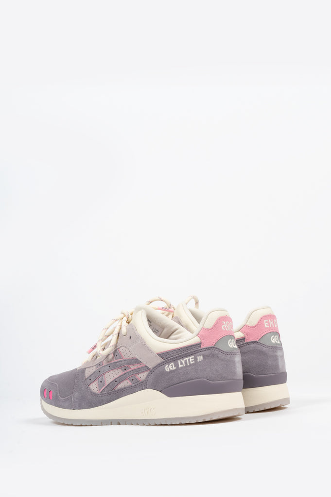 END X ASICS GEL LYTE III PEARL