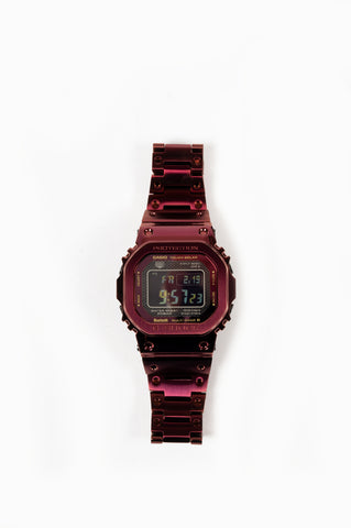 CASIO G-SHOCK GMWB5000RD-4