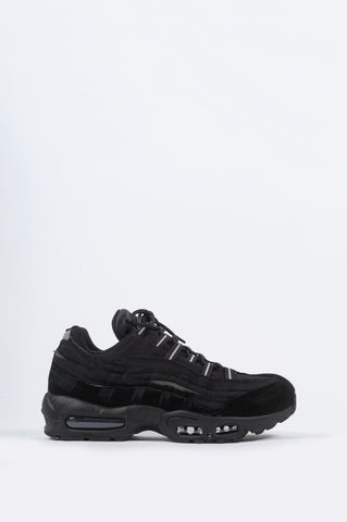 COMME DES GARCONS HOMME PLUS X NIKE AIR MAX 95 BLACK - BLENDS