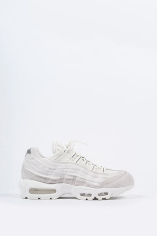 COMME DES GARCONS HOMME PLUS X NIKE AIR MAX 95 SUMMIT WHITE - BLENDS