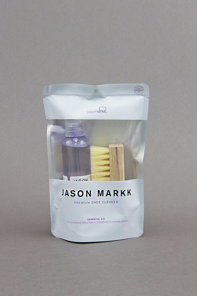 JASON MARKK PREMIUM SHOE CLEANER ESSENTIAL KIT - BLENDS
