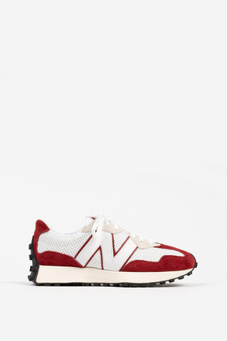 NEW BALANCE 327 PRIMARY RED