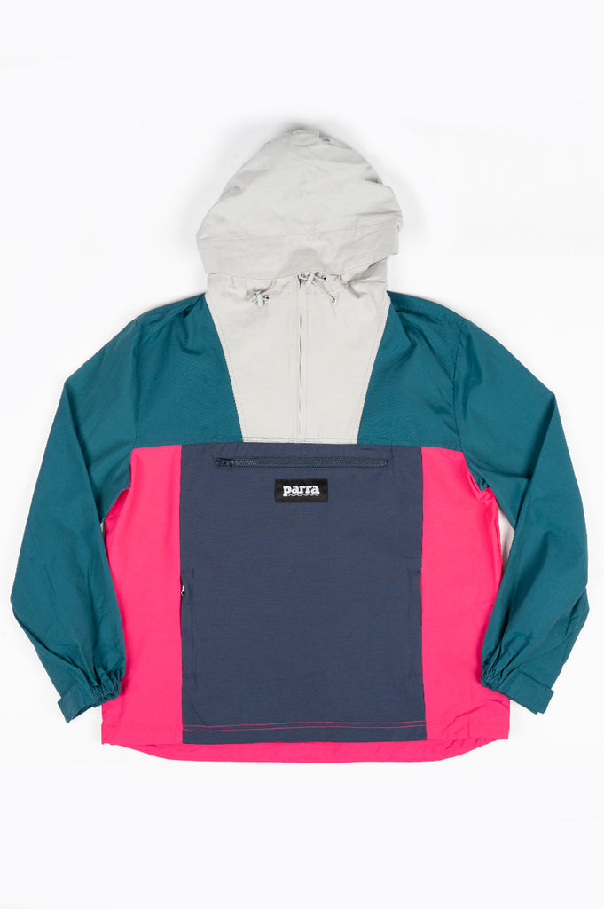 PARRA NO WATER WINDBREAKER MULTI