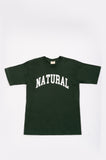 THE MUSEUM OF PEACE AND QUIET NATURAL TSHIRT GREEN
