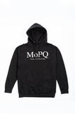 THE MUSEUM OF PEACE AND QUIET MOPQ HOODIE BLACK