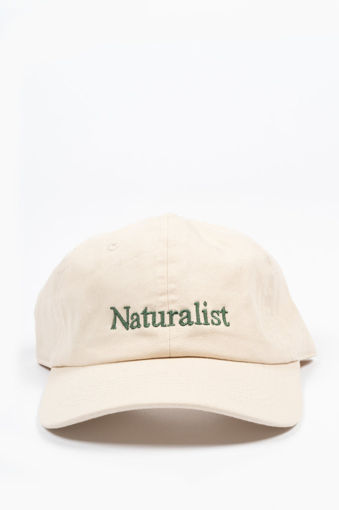 THE MUSEUM OF PEACE AND QUIET NATURALIST HAT BONE