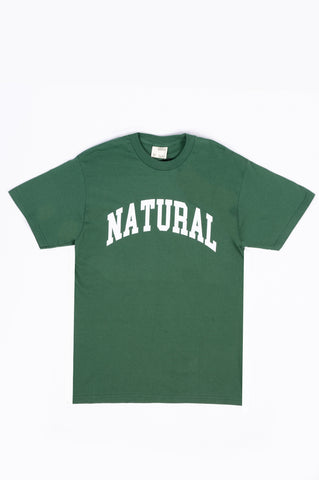 THE MUSEUM OF PEACE AND QUIET NATURAL T-SHIRT FOREST