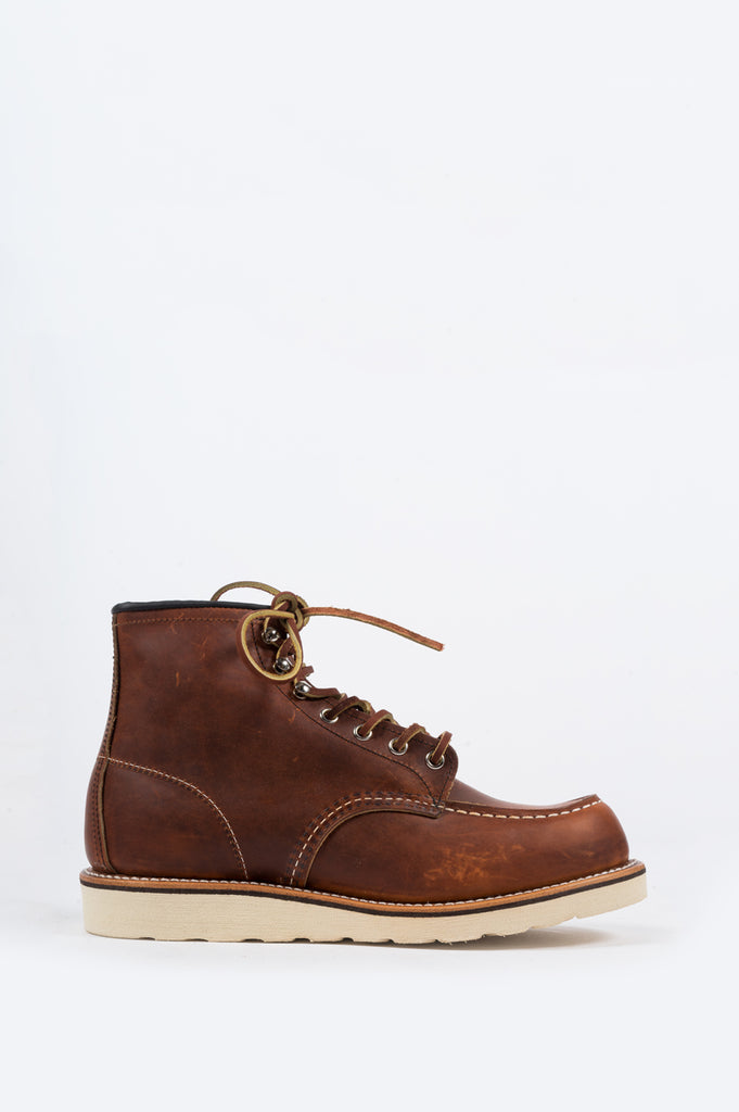 "RED WING 87519 6"" MOC ORO HARNESS - BLENDS"