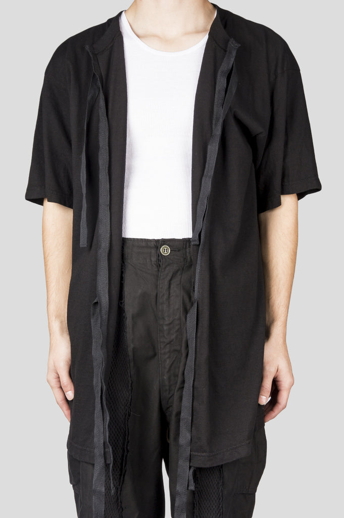 PLACEBO NORAGI OVERSIZED TSHIRT BLACK - BLENDS