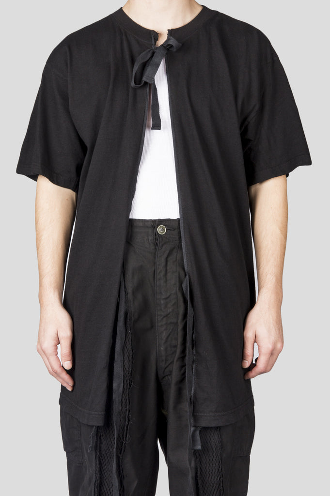 PLACEBO NORAGI OVERSIZED TSHIRT BLACK