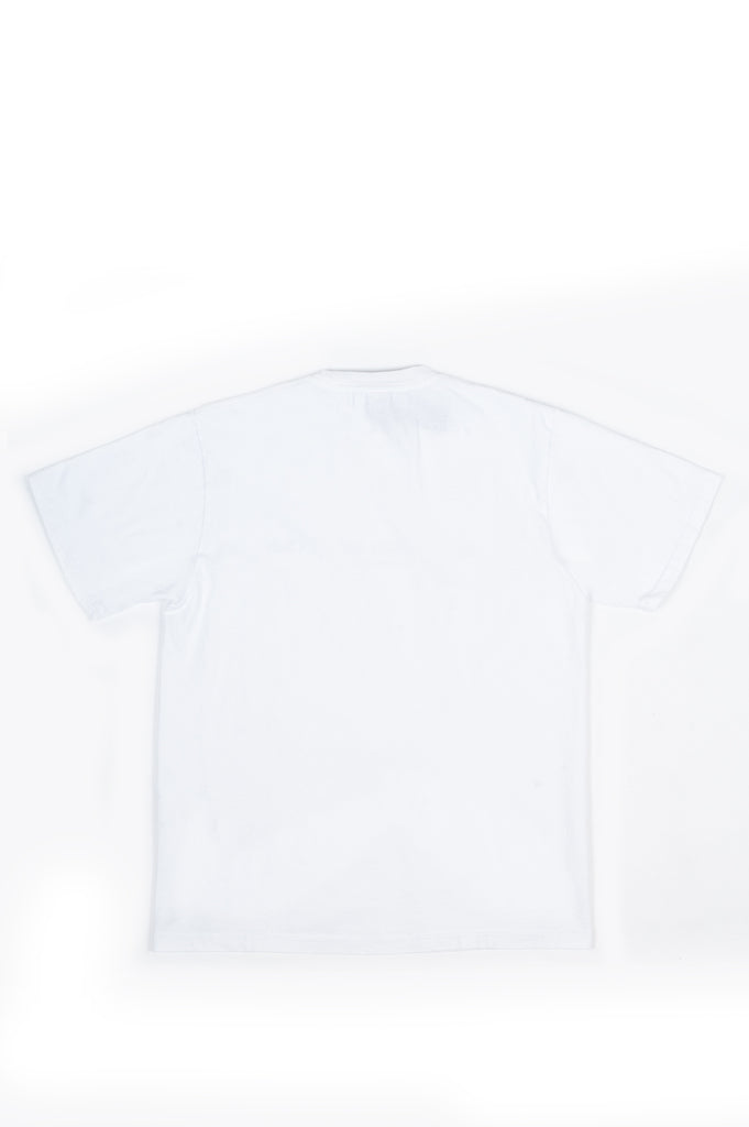 SPORTY AND RICH HAWAII RUN T-SHIRT WHITE