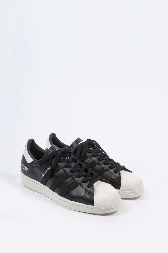 ADIDAS SUPERSTAR CORE BLACK - BLENDS
