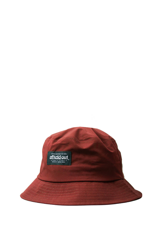 AFIELD OUT DARBY BUCKET HAT RED