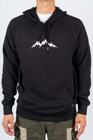 AFIELD OUT ALP HOODIE BLACK - BLENDS