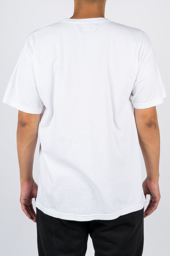 AFIELD OUT LOGO TSHIRT WHITE - BLENDS