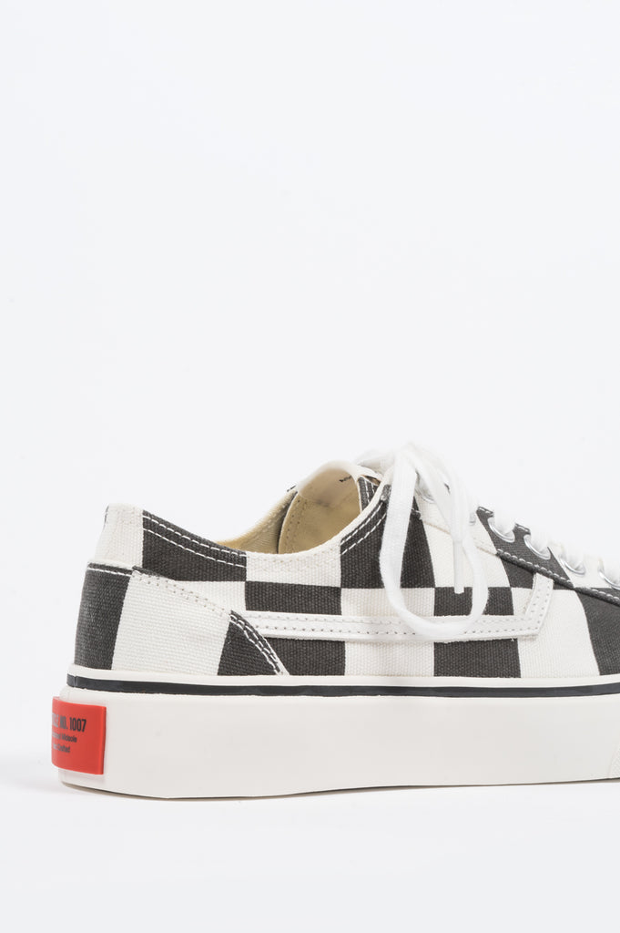 ARTICLE NUMBER 1007 LO TOP VULCANIZED SNEAKER VINTAGE CHECK - BLENDS