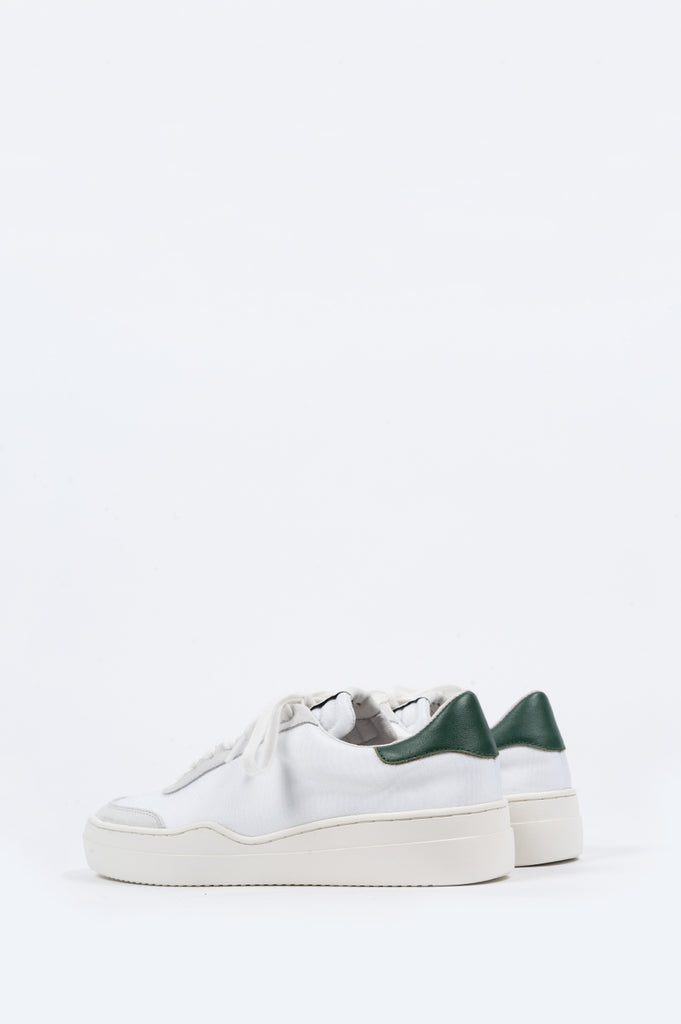 ARTICLE NUMBER 0517 CUPSOLE TRAINER WHITE SAGE - BLENDS