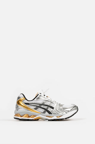 ASICS GEL-KAYANO 14 WOMENS WHITE PURE GOLD
