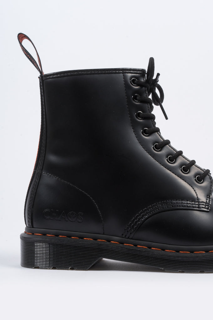 DR MARTENS X BEAMS X BABYLON 1460 REMASTERED BLACK - BLENDS