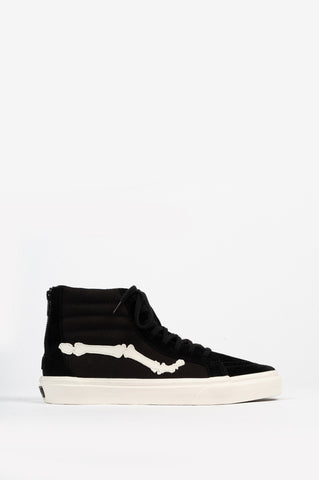 BLENDS X VANS VAULT OG SK8-HI LX ZIP SUEDE CANVAS BLACK RAFFLE