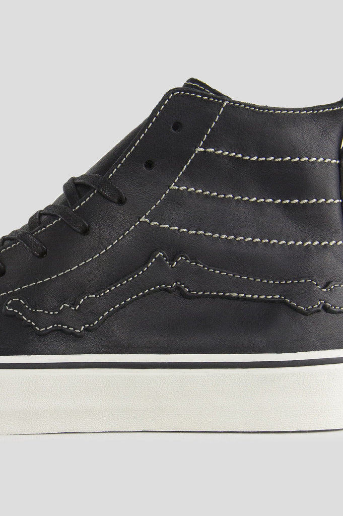 BLENDS X VANS VAULT SK8-HI DECON LX BLACK BONES