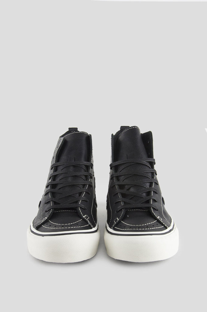 BLENDS X VANS VAULT SK8-HI DECON LX BLACK BONES - BLENDS