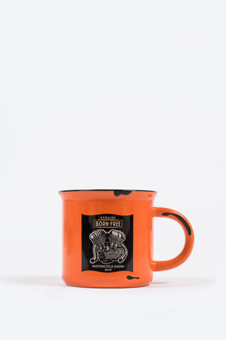 BLENDS X BORN FREE 2019 MUG - BLENDS