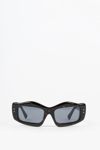 BRAIN DEAD KURATA SUNGLASSES TORT BLACK