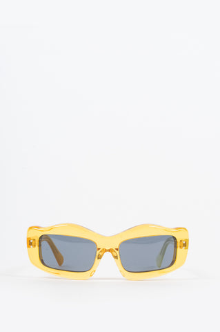 BRAIN DEAD KURATA SUNGLASSES MULTI AMBER