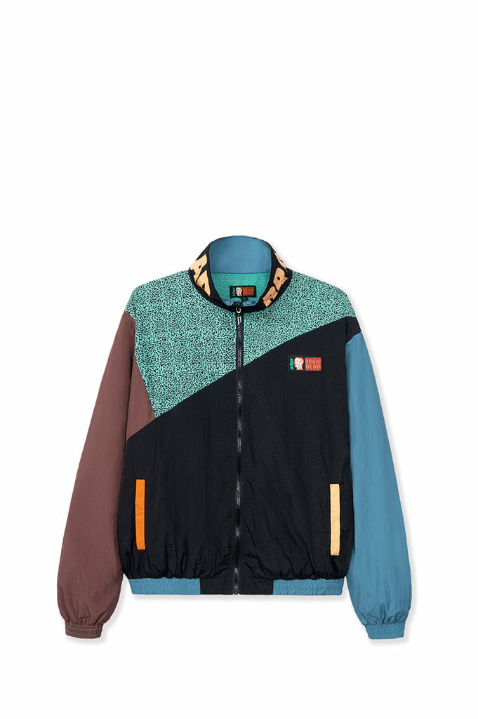 BRAIN DEAD x PRINCE ADVANTAGE TRACK JACKET