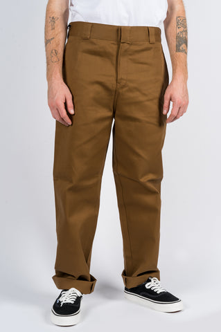 CARHARTT WIP CRAFT PANT HAMILTON BROWN - BLENDS
