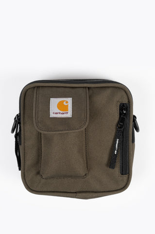 CARHARTT WIP SMALL ESSENTIALS BAG CYPRESS - BLENDS