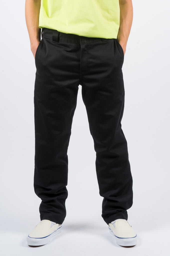 CARHARTT WIP MASTER PANT BLACK RINSED - BLENDS