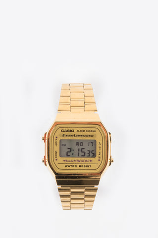 CASIO VINTAGE A168WG-9VT GOLD - BLENDS