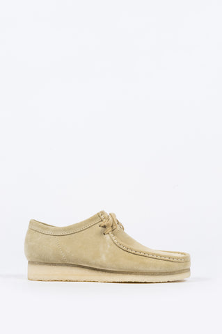 CLARKS WALLABEE MAPLE - BLENDS