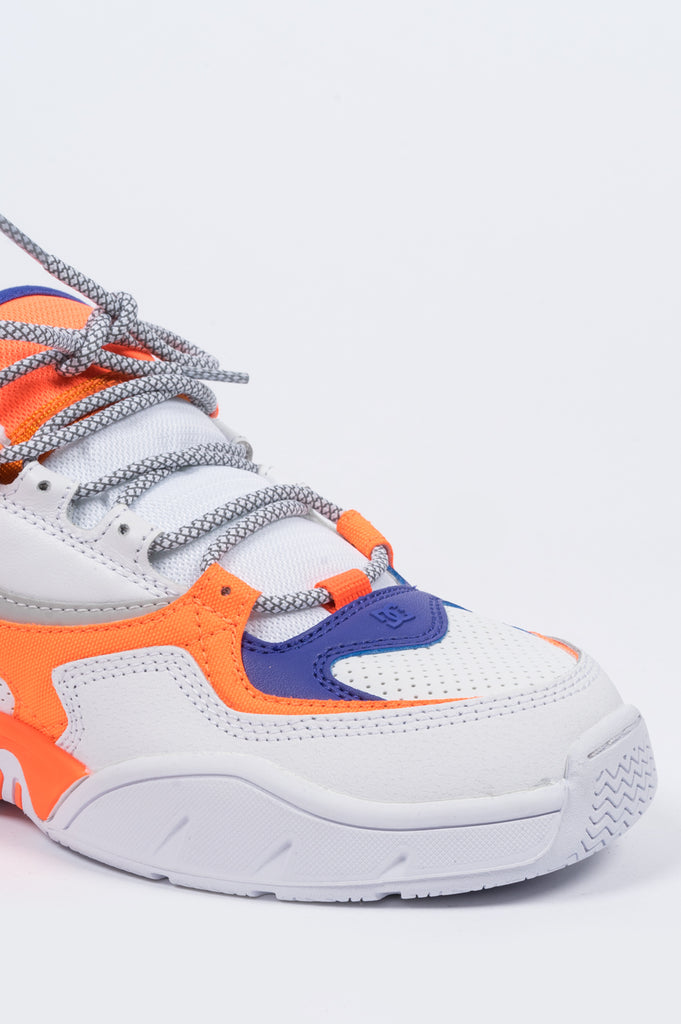 DC SHOES X JSP KALIS OG WHITE SAFETY ORANGE - BLENDS