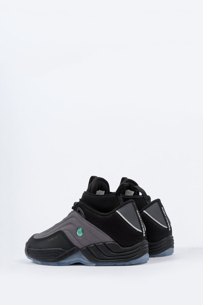 DC SHOES X ROKIT WILLIAMS OG BLACK