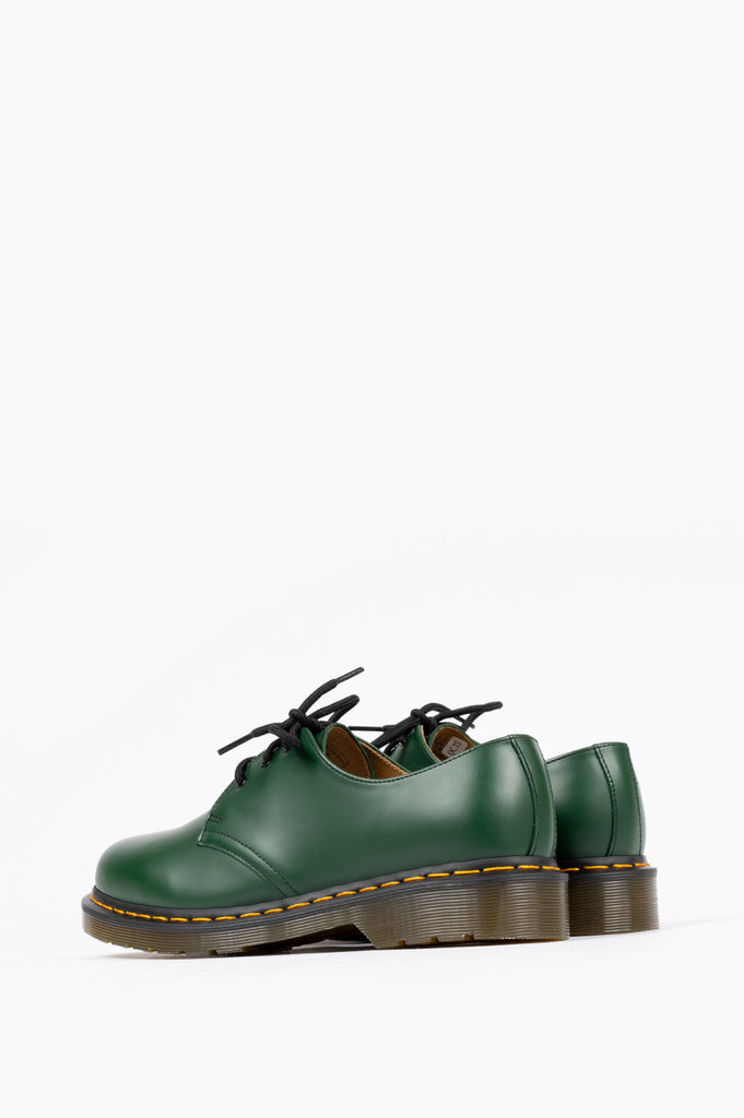 DR MARTENS 1461 SMOOTH GREEN