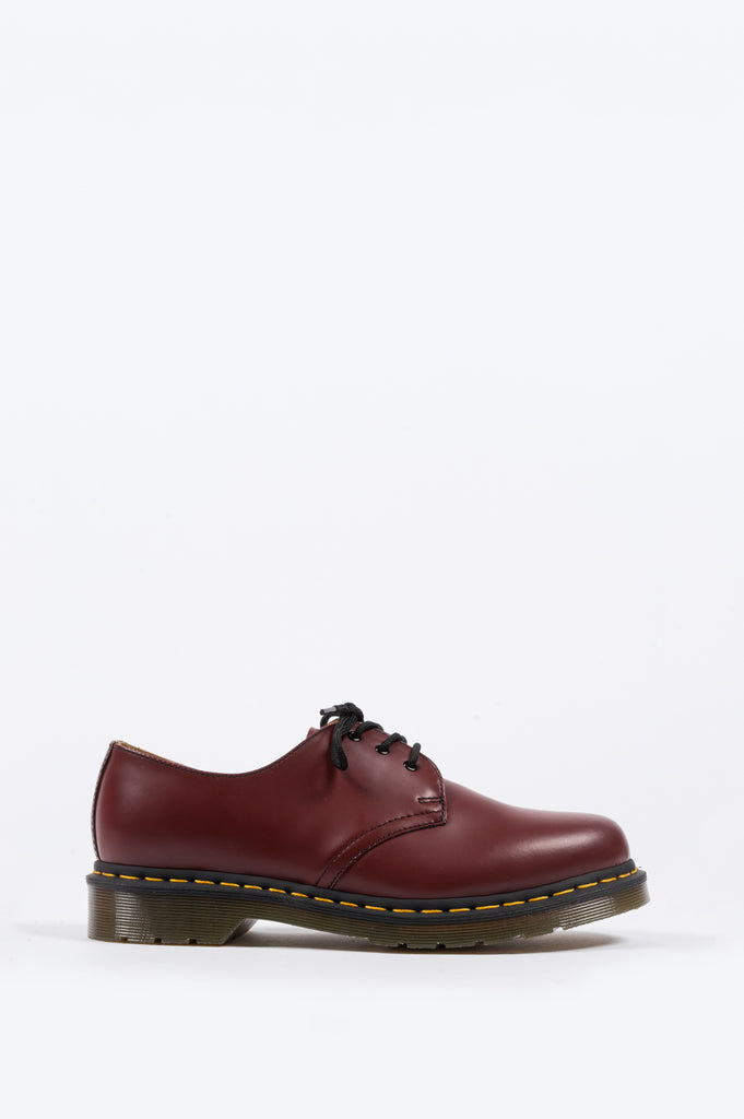 DR MARTENS 1461 SMOOTH CHERRY RED - BLENDS