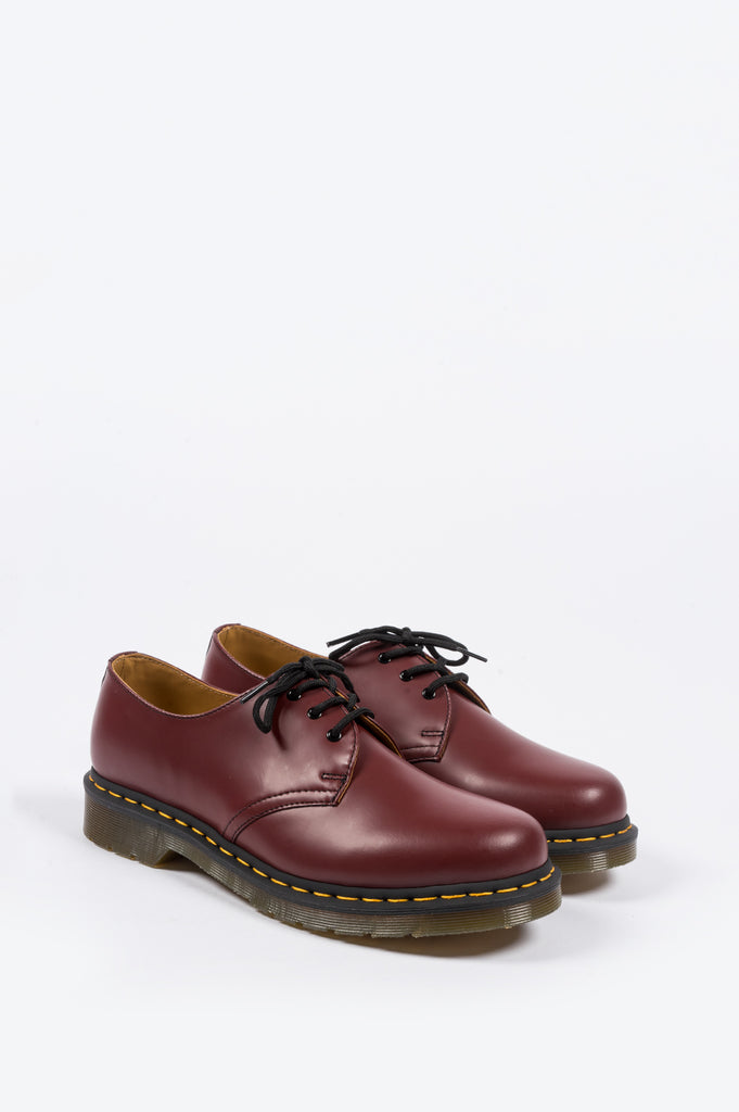 DR MARTENS 1461 SMOOTH CHERRY RED