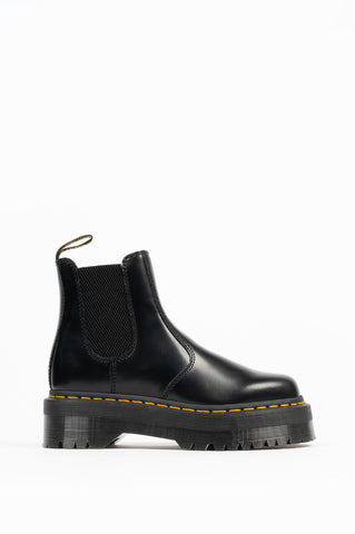 DR MARTENS 2976 QUAD CHELSEA BOOT BLACK