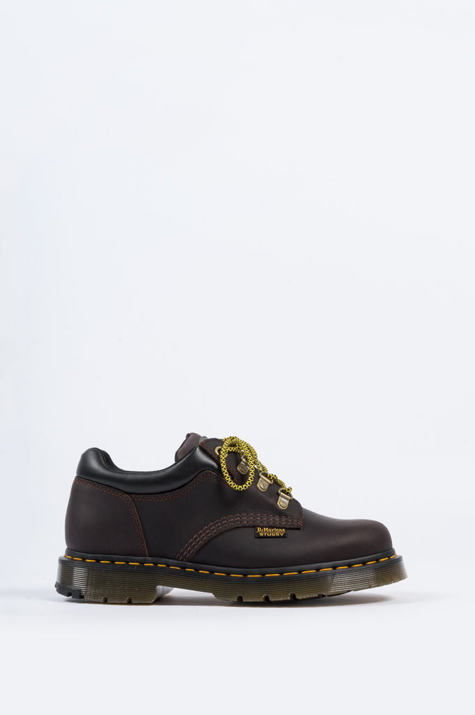 DR MARTENS X STUSSY 8053 HY BROWN - BLENDS