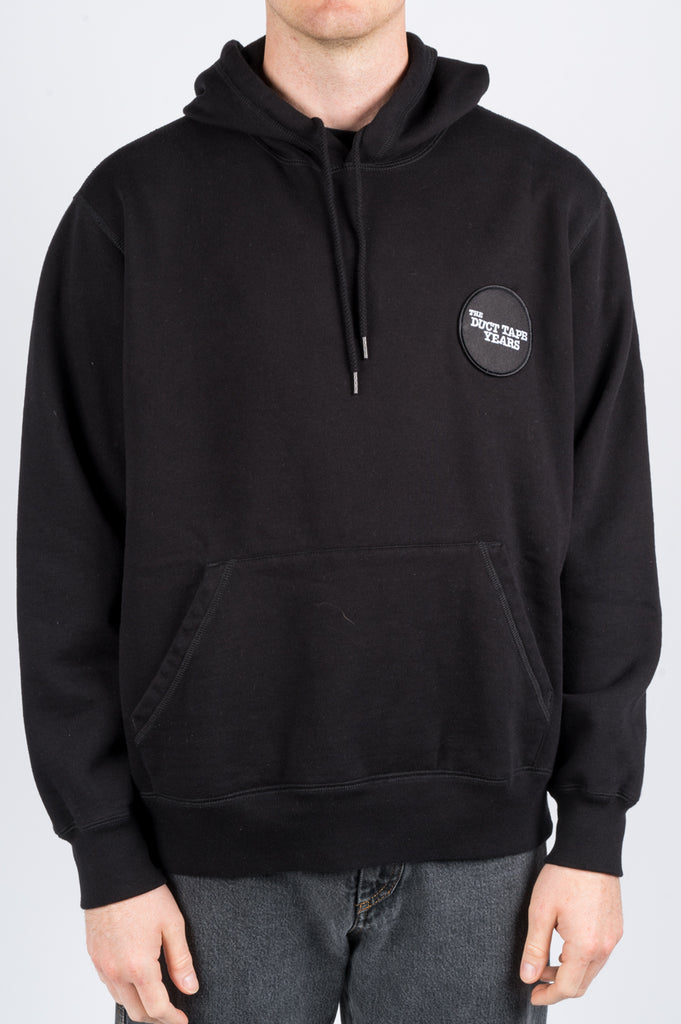 THE DUCT TAPE YEARS DOTS HOODIE BLACK - BLENDS