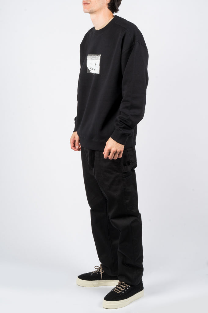 FUTUR JET G FIT CREW BLACK - BLENDS