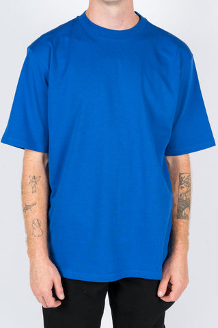 FUTUR MW G FIT OUTLINE 01 TEE ROYAL