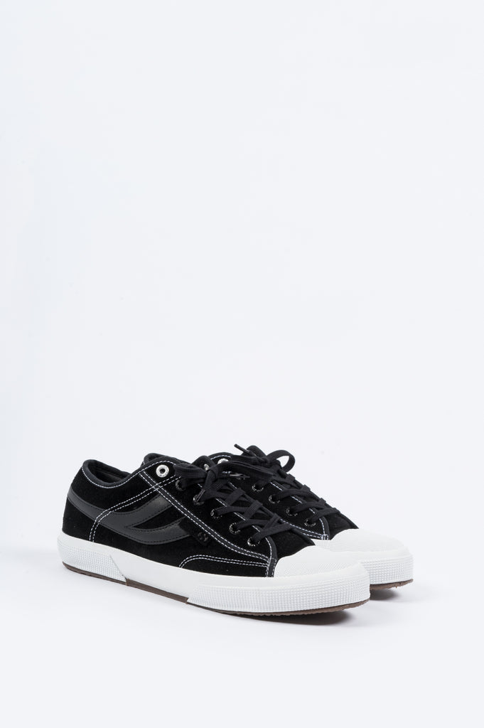 FUTUR X HIGHS AND LOWS X SUPERGA FHS PRO LOW BLACK - BLENDS
