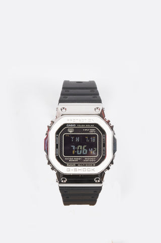G-SHOCK GMWB5000-1 SILVER BLACK - BLENDS